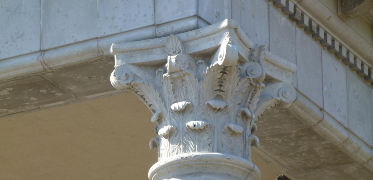 Mesa Precast - GFRC Columns, Architectural Applications
