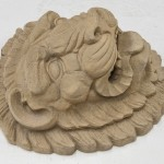 Mesa Precast Ornamental Element - Lion Head 1