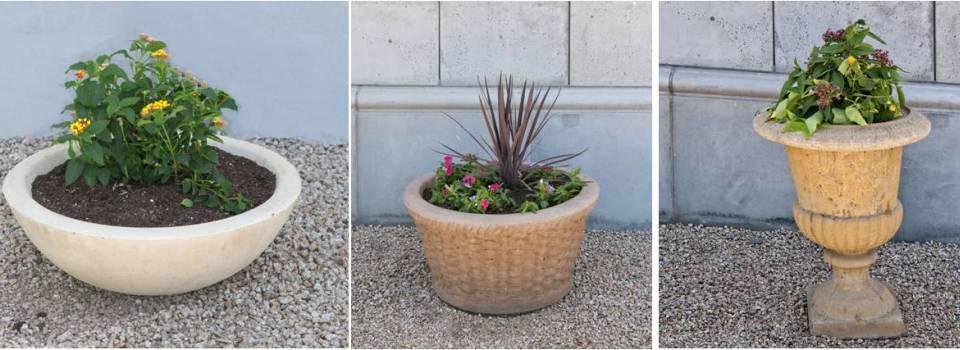 Mesa Precast | Hardscape elements | Landscaping Applications