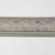 CM-8 Architectural Trim | Leaf Design | Grey Color