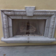 Mesa Precast - Architectural Precast Specialty Trim or Surrounds for a Fireplace