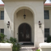 Mesa Precast Architectural Trim Project - Custom Color and Finish