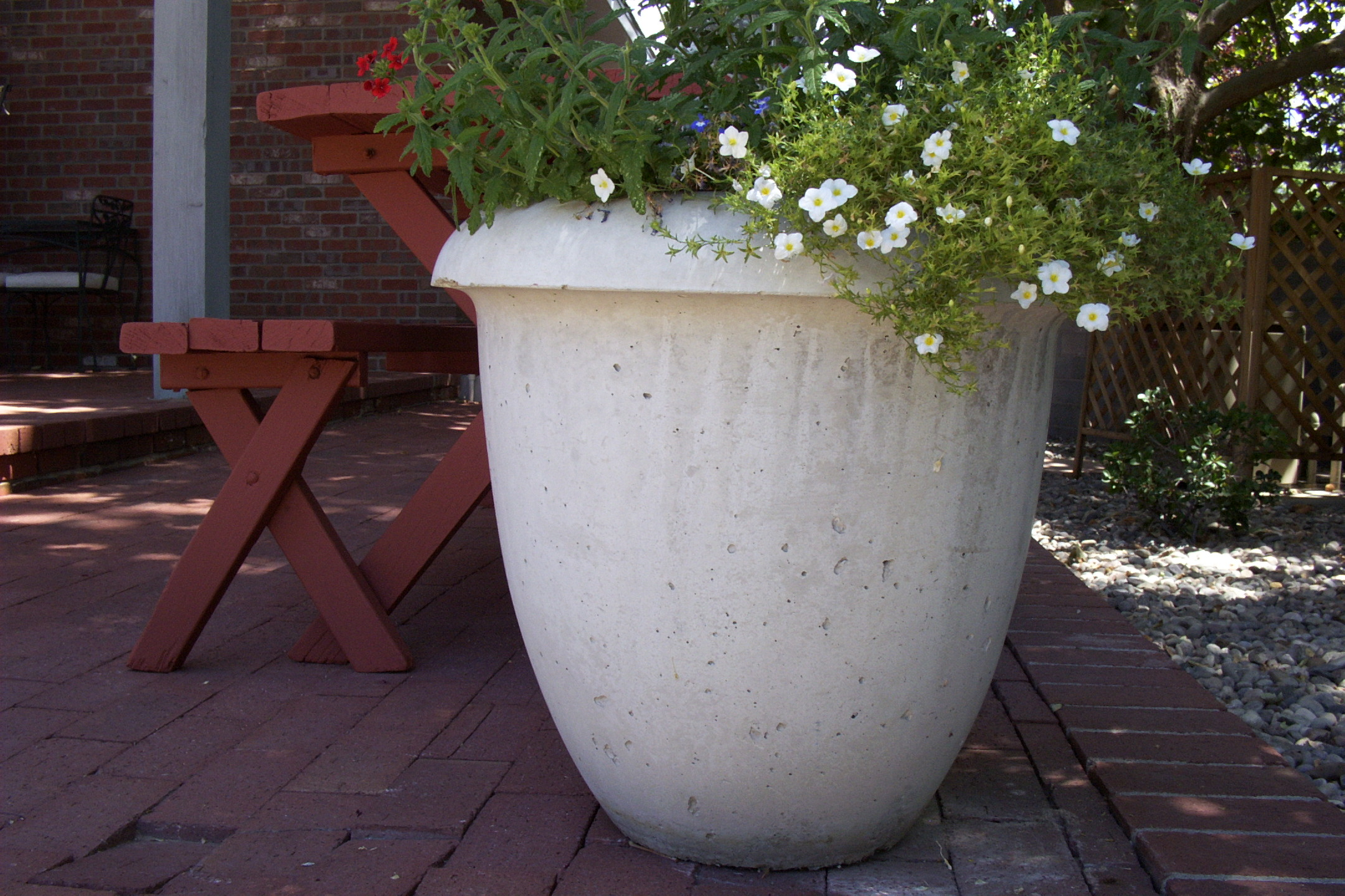Mesa Precast - Planters in Range of Shapes and Colors as Well