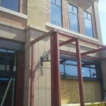 Custom Color and Finish Architectural Precast Veneer | Heritage Market Place