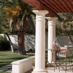 Mesa Precast |  Architectural Precast, GFRC Columns | Matching Wall Coping