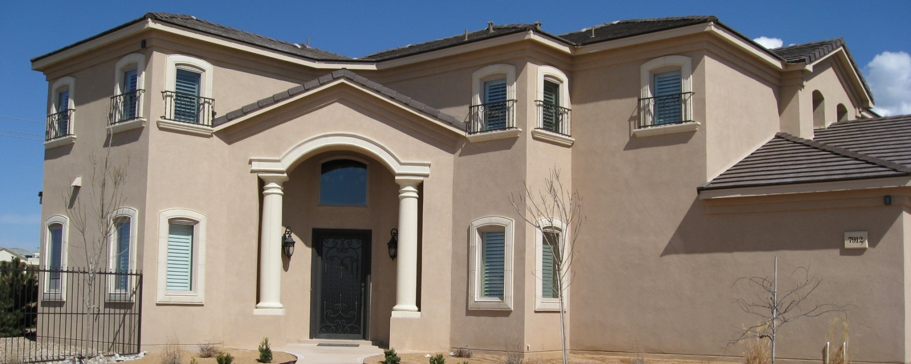 Mesa Precast | Home Architectural Design | Matching Design Elements with Precise Color Matching for High End Aesthetic Appeal | Architectural Precast, GFRC