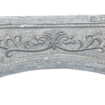 Mesa Precast Ornamental Product | Decorative Panel 1 | In this image ... Grey Color - Smooth Finish