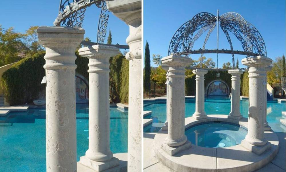 Architectural columns load bearing structural columns for Exterior decorative columns