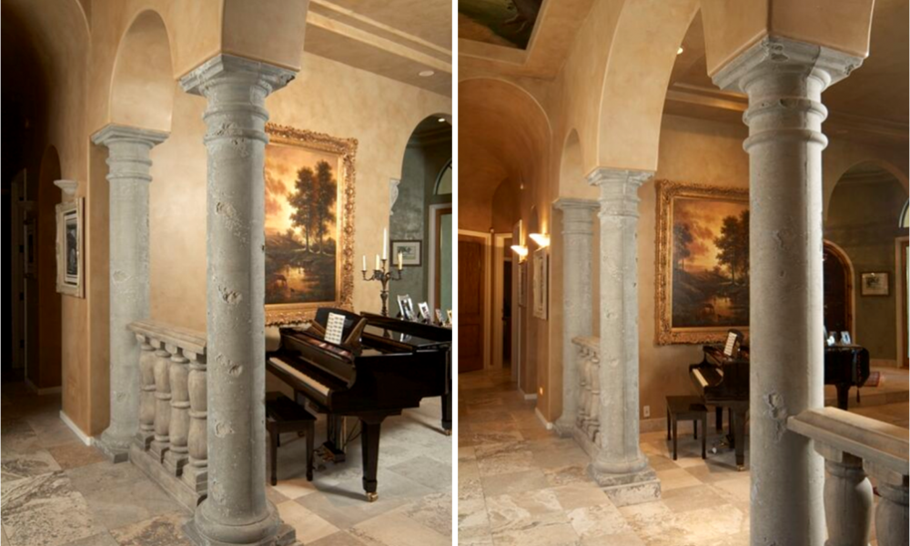 Home Decor Interior Design Architectural Columns