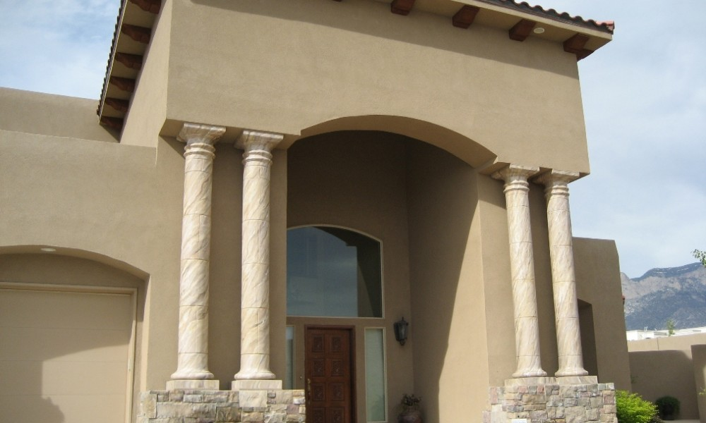 Mesa Precast Architectural Columns | Decorative High end Design Options | Modular Design Configurations Are Also Available