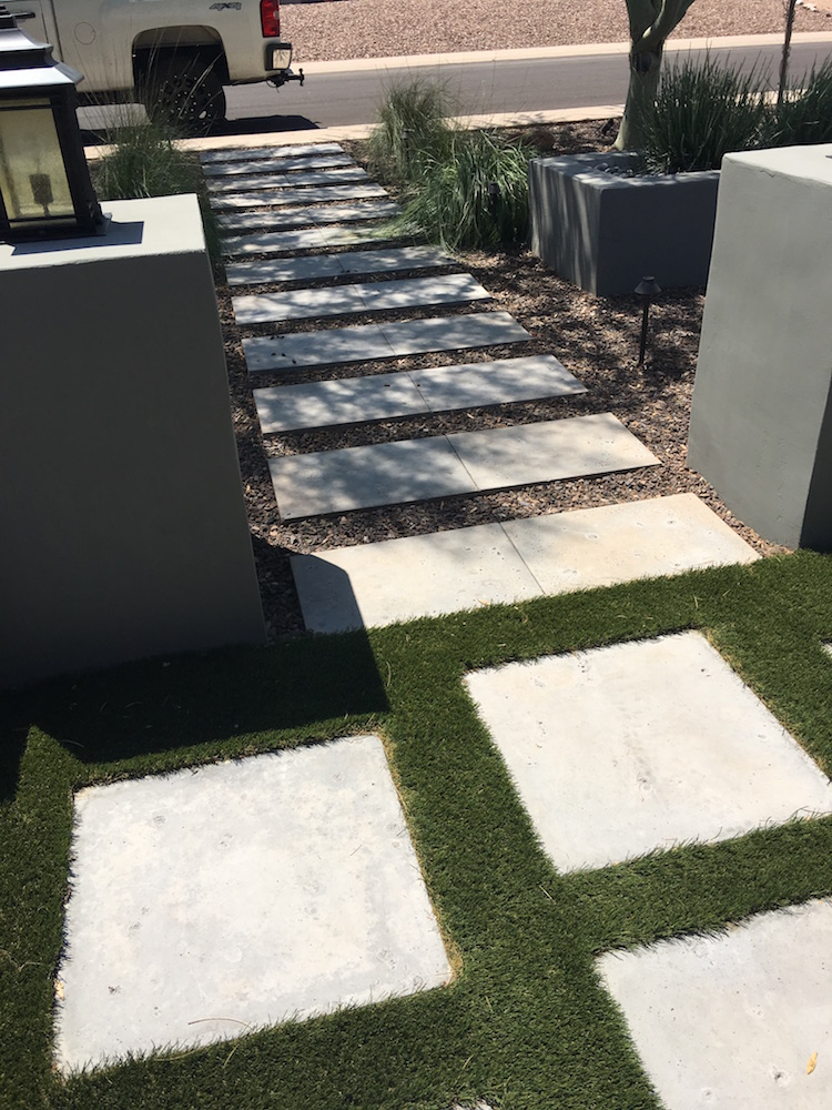 Mesa Precast Pavers for Backyards, Landscaping
