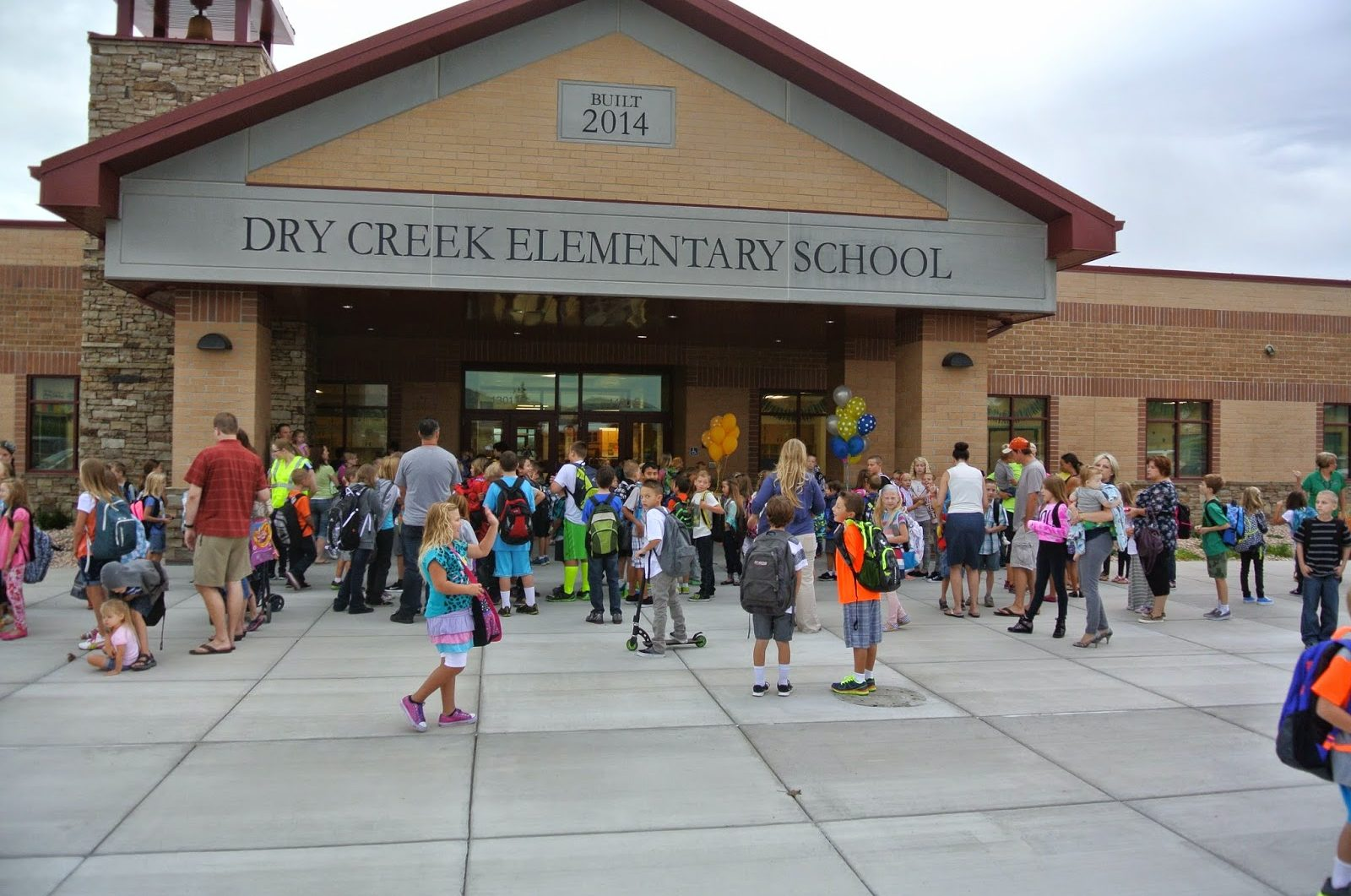 Dry Creek Elementary School, Lehi, UT