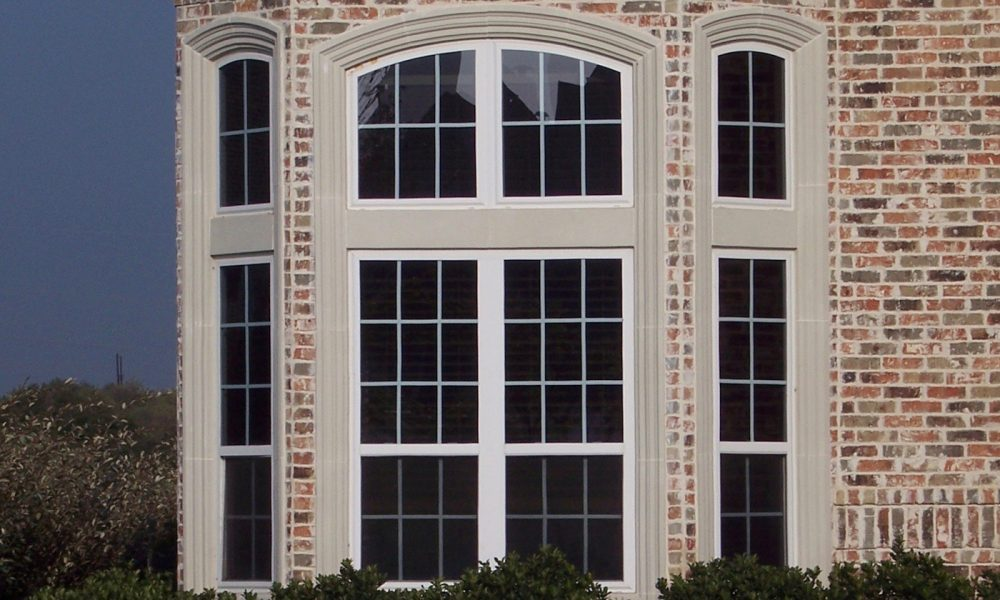 Architectural Trim, Window Surrounds with Matching Entry Way Design - Aesthetic - Collabaration with Builder for Coordinated Upgrade Options Offering