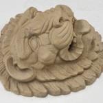 Mesa Precast Ornamental Element - Lion Head 1
