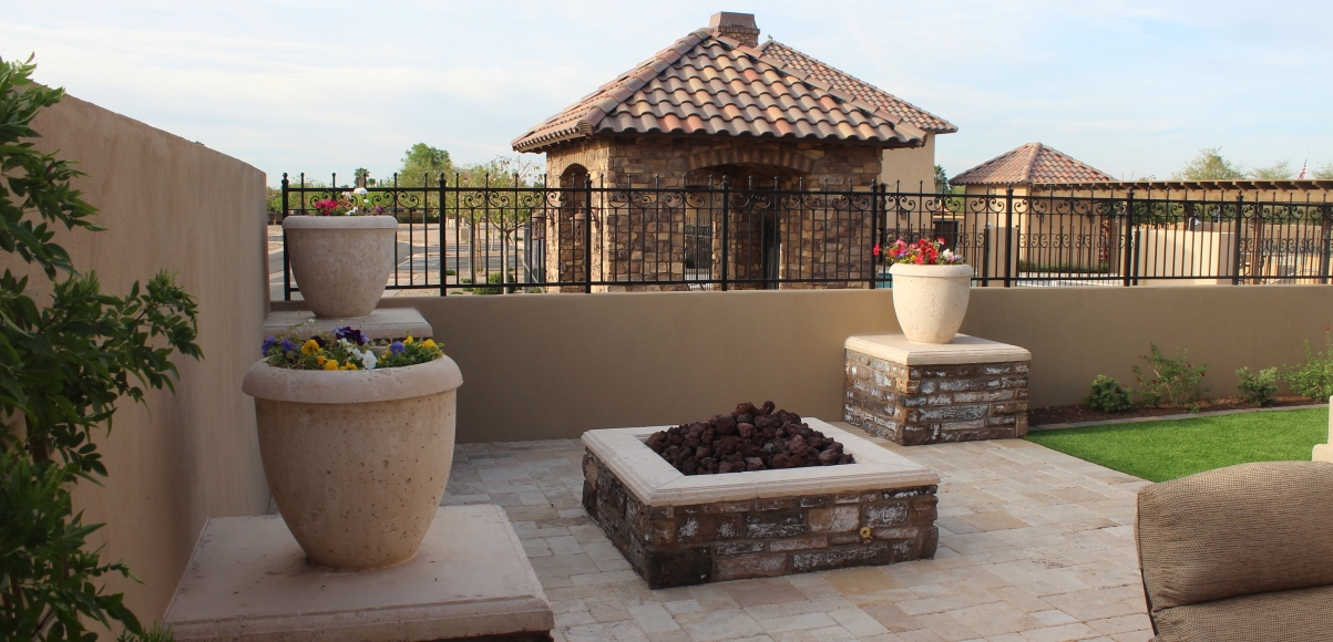 Mesa Precast | Architectural Precast, GFRC (Light Weight Concrete) | Wall Coping, Planters, Ornamental s, Hardscape Elements