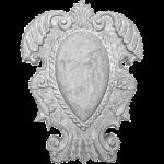 Mesa Precast Catalog | Ornamental Product - DP 1 | As Shown - Natural Grey, Smooth Finish