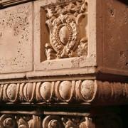 Mesa Precast Catalog Products   Ornamental Morgan Panel -12   Architectural Trim Egg and Dart