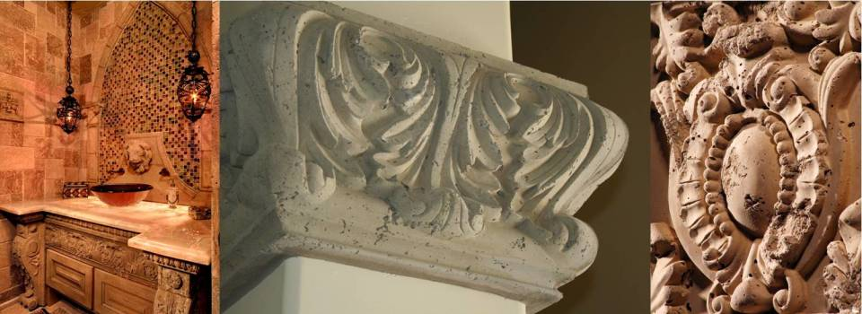 Mesa Precast | Range of Products for Ornamental Applications | Custom Colors and Finishes