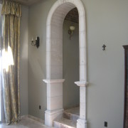 Anthony Kelly | Mesa Precast | Architectural Trim Around Door Way
