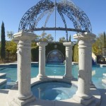 Mesa Precast -| Architectural GFRC, Precast Columns, Pool Coping | Exteriors Hardscape, Landscaping