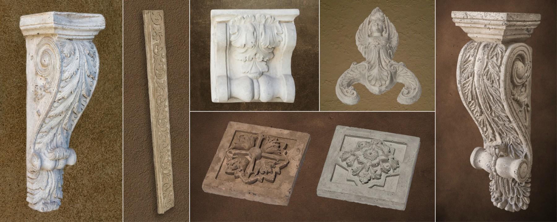 Mesa Precast | Architectural Precast, GFRC Products | Corbels, Architectural Trim, Ornamentals