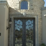 Mesa Precast | Architectural Trim, Entry Way, Wall Coping | Custom Color and Finishes to Match Ambiance