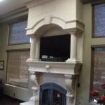 Mesa Precast - Interior Design Solutions - Graziella Corbel,Leaf Keystone, Latte Color - Anthony Kelly 013