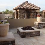 Mesa Precast | Planters, Wall Coping , Landscape Design Options | Matching Hardscape Colors for Uniform Effects