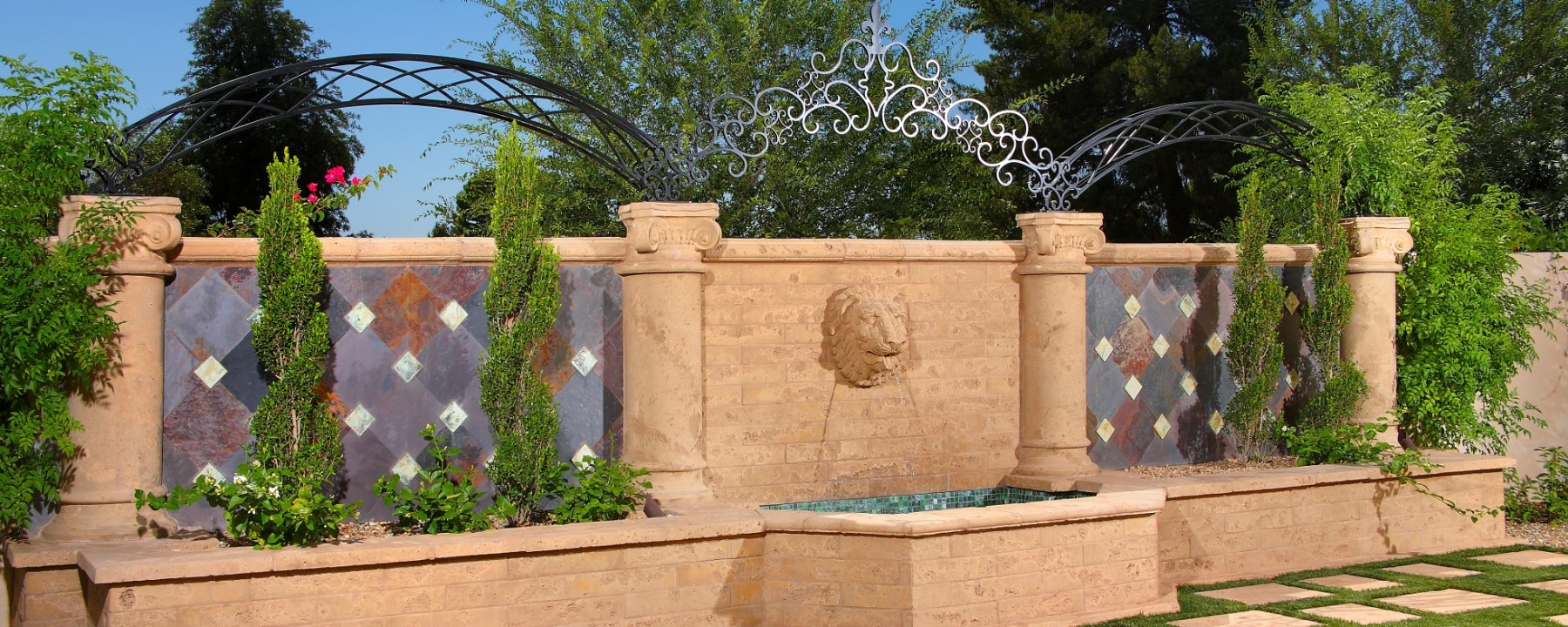 Mesa Precast Products for Architectural Solutions | Home Decor | Office Decor | Hardscape, Landscaping Design | Consistent Color Matching, Custom Finishes