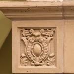 Mesa Precast | Specialty Trim Panels | Ornamentals - Home Decor | Catalog Product: Panel Morgan - 12 | Corner of a Fireplace