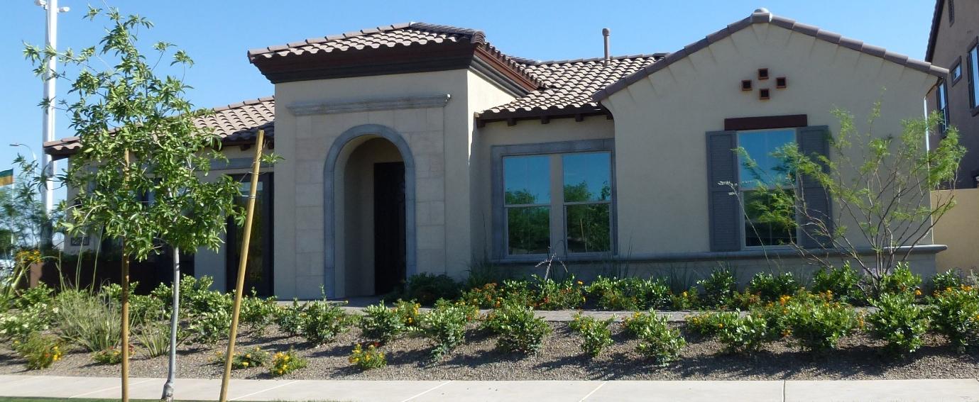 Residential Home Design | Entry Way, Door Surround, Window Surround | Coping