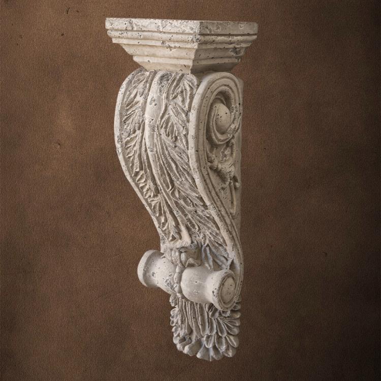Mesa Precast Catalog Product: Graziella Corbel | Home & Office Decor, Ornamental, Exterior Hardscape