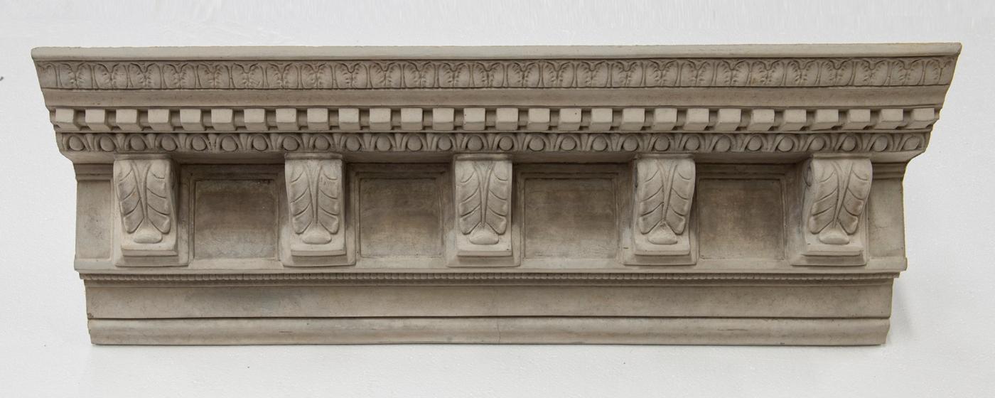 Mesa Precast Specialty Trim - Decorative Design Accent | Dental Frieze -5 | Architectural Trim | Precast, GFRC