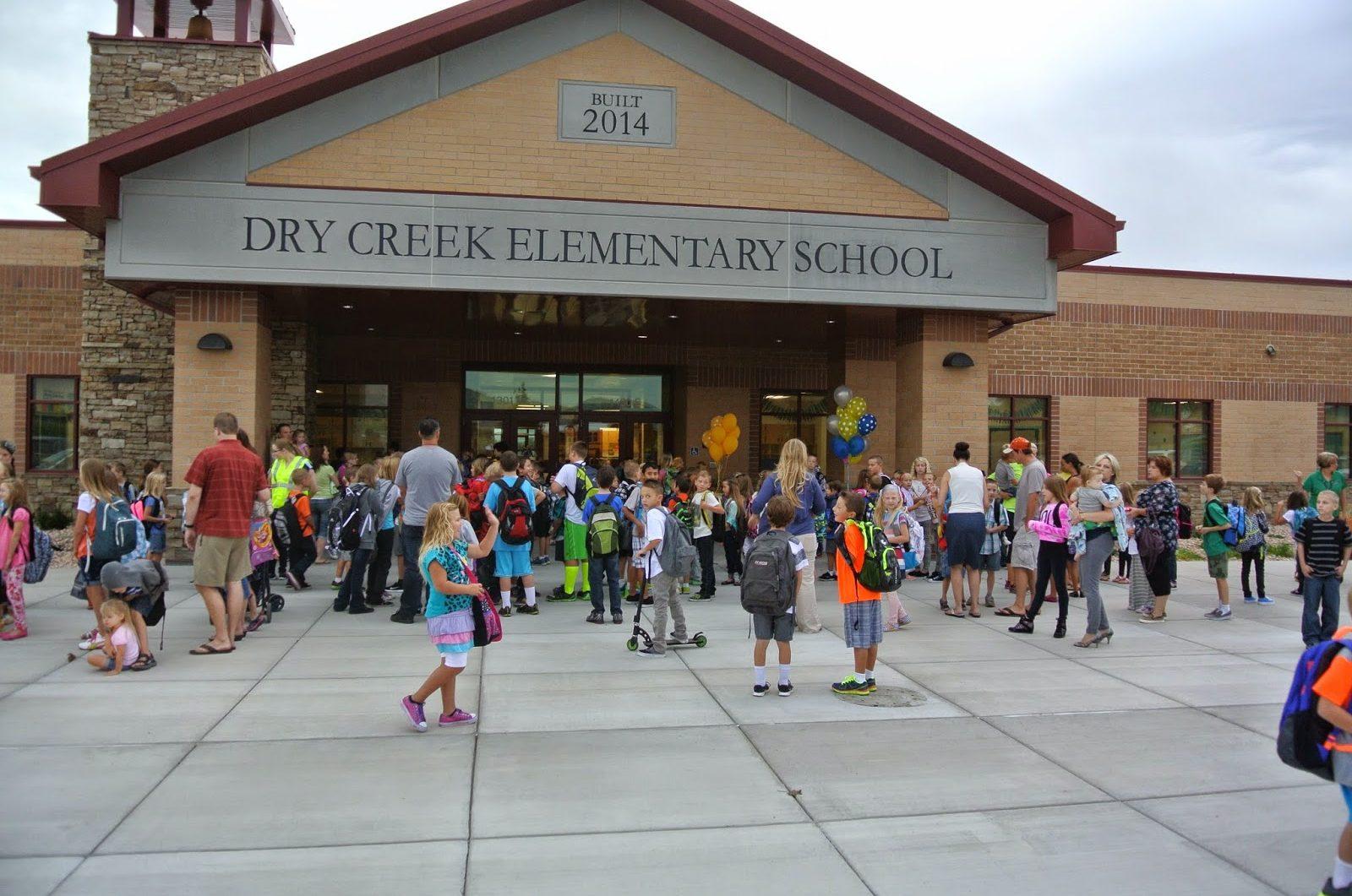 Dry Creek Elementary School, Lehi, UT