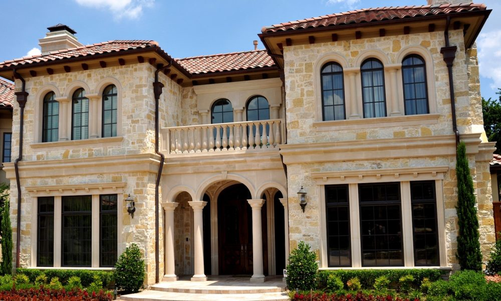 Unifying Home Elevation Design Accent | Columns, Balusters, Window, Entry Way Surrounds, Banding, Cladding, Veneer Design